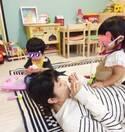 三倉茉奈 3歳の姪っ子とお医者さんごっこする姿公開、薬も処方され「パワーアップ」