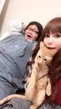 中川翔子 愛猫・マミタスロスのなか、来訪した安藤なつに感謝「優しいなぁ」