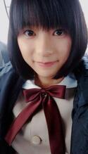 """芳根京子、髪を30cmばっさりカット 制服姿で""""ここさけ""""オフショット公開"""