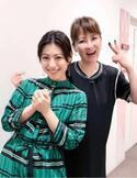 瀧本美織 5年ぶり、鈴木砂羽との2ショット公開「嬉しかった」