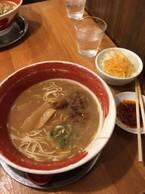 山田邦子 徳島ラーメン店を2店ハシゴし「豚になるよ」