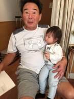 東尾理子、父・東尾修の退院を報告 子ども連れのお見舞いに「ワガママを聞いた甲斐もありました」