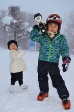 東尾理子 30年振りに冬の北海道、滑りたくてウズウズも「妊婦は我慢」