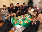薬丸裕英、恒例のクリスマスパーティー 辻希美、セクゾン中島ら総勢60人が参加