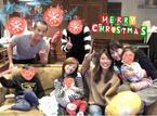 吉澤ひとみ、藤本美貴の自宅でクリスマスパーティーも写真選びに困る