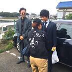 稲森いずみ、『刑事ゆがみ』浅野忠信と神木隆之介を隠し撮り「どこのシーンかわかりますか?」