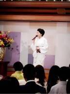 藤原紀香、約200人のお茶会に飛び入り参加 夫・片岡愛之助からのメッセージ伝える