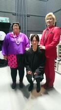 安藤なつ 直球告白、ハグしてくれた綾野剛と「家族写真」公開