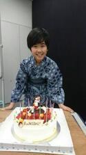 鈴木福 誕生日は『わろてんか』撮影中、松坂桃李らが祝福してくれたことを報告