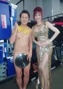 叶恭子、アキラ100%を絶賛「裸なのに清々しさを感じる」