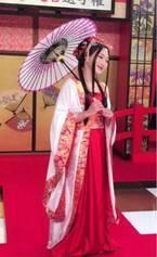 ざわちん みやぞんを中国宮廷美女に変身させ、称賛「萌え」「楊貴妃か」