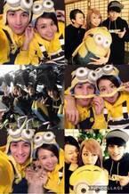 misono、姉・倖田來未と夫とUSJで3ショット公開「かなりレアです!」