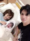 川崎希に第一子誕生 大声で泣くアレクを見て「パパになったんだな」