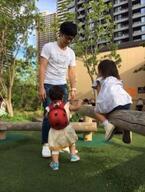 井上和香&安めぐみ 仲良しママ友、東MAXも子供たちと遊ぶ