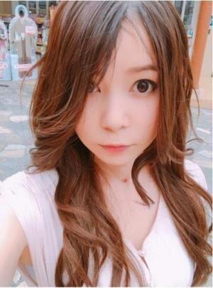 前髪ロングの中川翔子