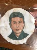 松本幸四郎ら親子三代襲名披露パーティーに出席 オリジナルのお土産に「食べられないよー」