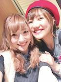 宮澤佐江 神田沙也加との密着2ショット公開「出逢いに感謝」