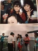 中川翔子 南野陽子と父が一緒に写った写真に涙する