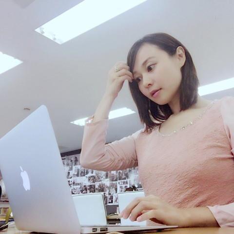 長崎真由子の横顔画像