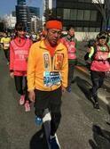 東京マラソン完走の林家たい平 途中棄権も考えたと告白