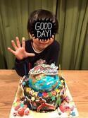藤本美貴 家族で長男の5歳の誕生日祝福「愛してるよ」