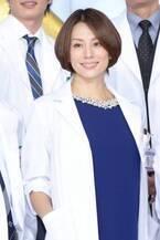 米倉涼子『ドクターX』第5シリーズ記者会見に登壇「お医者さんの役が好きなんだな」