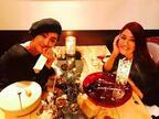 シシド・カフカ、LiLiCoの誕生日を高級レストランでお祝い「デートみたい」