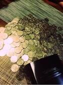 ニッチェ・江上敬子 5年間の500円玉貯金で約20万円、使い道に悩む