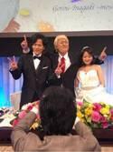 稲垣吾郎の『もしもの結婚式』に豪華ブロガーら集結 釈由美子が会場で驚きの報告「まぢか。」