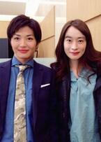 高梨臨 『恋ヘタ』共演・田中圭と顔交換で「パンチの効いた顔」