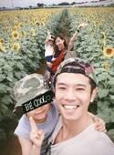 藤本美貴 庄司にプロポーズされたひまわり畑を家族で訪れ「今も幸せ」