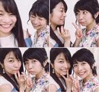 三倉茉奈 久しぶりに双子・佳奈と仕事で「ほんと31年ずっと双子」