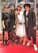 アンミカ、加藤綾子・西山茉希らとルブタンのパーティで集合ショット「美しいモノ達を見て、心潤った時間」