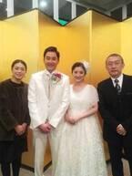加藤紀子 事務所後輩・石川梨華の結婚パーティーで司会、里田まいやメロン記念日とのショット公開