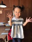 藤本美貴 娘の「ぴょんぴょん」髪型公開に称賛続出「癒しっ子」
