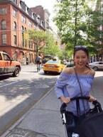 里田まいが挑む頑張りすぎない海外子育てスタイル「アメリカ式と日本式の両方をうまく取り入れて」