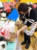 北斗晶 夫婦で学校のバザーに参加「お店屋さんごっこみたいで楽しい」