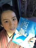 桜庭ななみ、NHK大河『西郷どん』の放送まで1ヶ月を切り「楽しみにしててください」