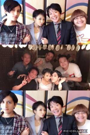 misono、ソロデビュー記念日にキンタロー。&藤井リナらとディナー