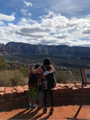 ダルビッシュ有、セドナにプチ家族旅行 妻・山本聖子と子ども達の写真も公開