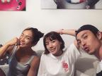仲里依紗&中尾明慶とホームパーティー「いっぱい喋って遊んで楽しい夜」