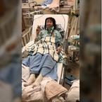 三田佳子、ICU入院時の姿を公開「人生は結果が隠されたあみだくじのよう」