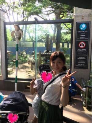 飯田圭織、上野動物園で念願のシャンシャンと対面「テンション上がってました」