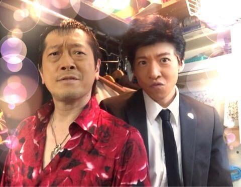 木村拓哉&矢沢永吉のものまね芸人が2ショット「朝から笑えました!」「Bちゃん最高」と絶賛の声