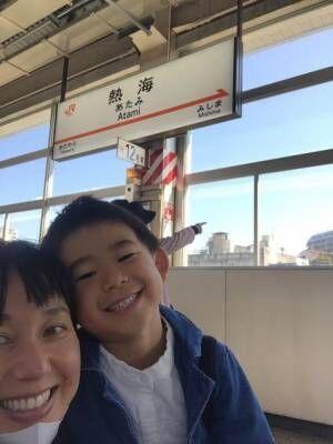 東尾理子、出産前に長男・理汰郎くんと2人旅へ「たっぷり甘えてもらおう」