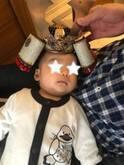 保田圭、義母から息子へ贈られた兜公開「息子の健康を守ってくれますように」