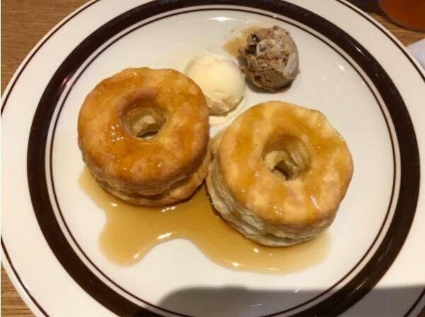 八田亜矢子、大阪のケンタッキー食べ放題常設店へ デザートも堪能し「夢のよう」