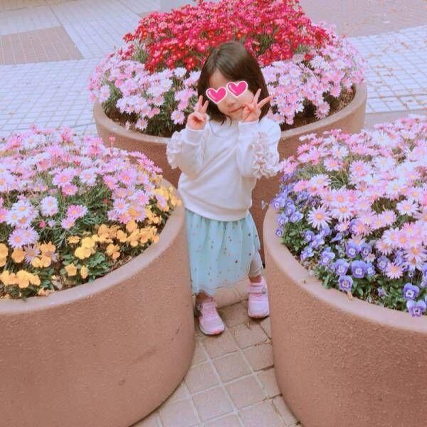 福田萌、1歳2ヶ月の息子が歩く気配見せず「どうやらお尻が重いみたい」