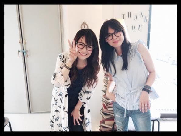 ギャル曽根、先輩ママ・相川七瀬と2ショット「姉妹みたい」「似てる!」の声