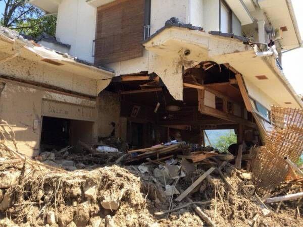 島谷ひとみ、親戚宅が豪雨被害に遭い「助かったなんて奇跡。鳥肌が立ちます」